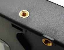 Dual Face mounting holes