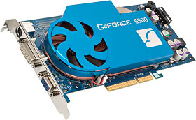 Albatron GeForce 6800