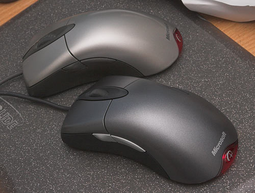 Intellimouse Explorer 3s