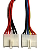 AT power connector