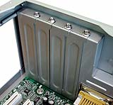Slot covers