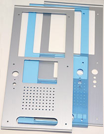 Front panel parts