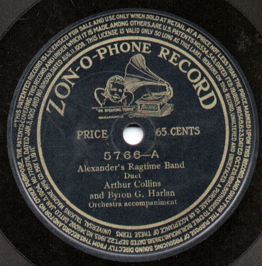 Zonophone record label