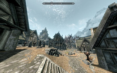 120-degree FoV in Skyrim