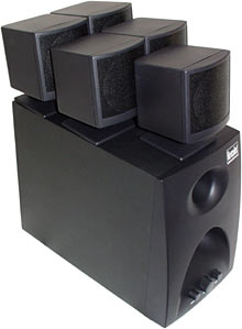 Hercules XPS 510 speakers