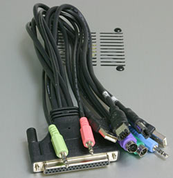PC-601 loopback cable