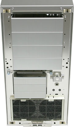 PC-6100 without front panel