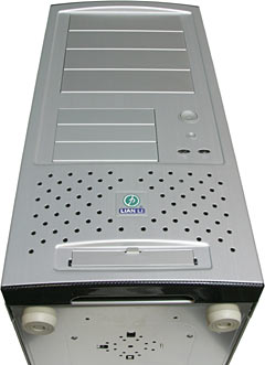 PC-6100 front panel