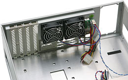 PC-9300 rear interior detail