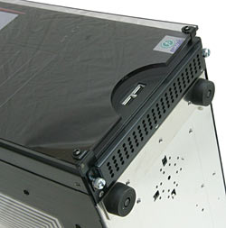 PC-6099 front panel base