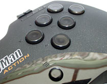 WingMan Action buttons