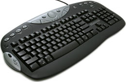 Logitech Elite keyboard