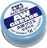 Anti-wear grease