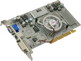 Triplex GeForce4 Ti4200 card